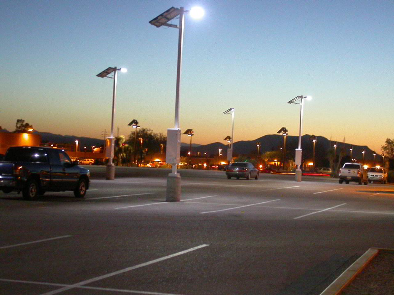 & Pole Lighting West Palm Beach - Parking Lot Lighting - LED