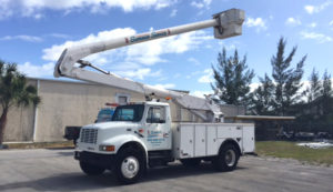 bucket truck west palm beach