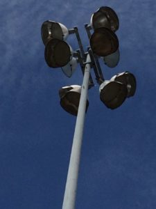 parking lot lights repair West Palm Beach
